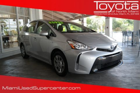 Pre-Owned 2016 Toyota Prius v Three With Navigation