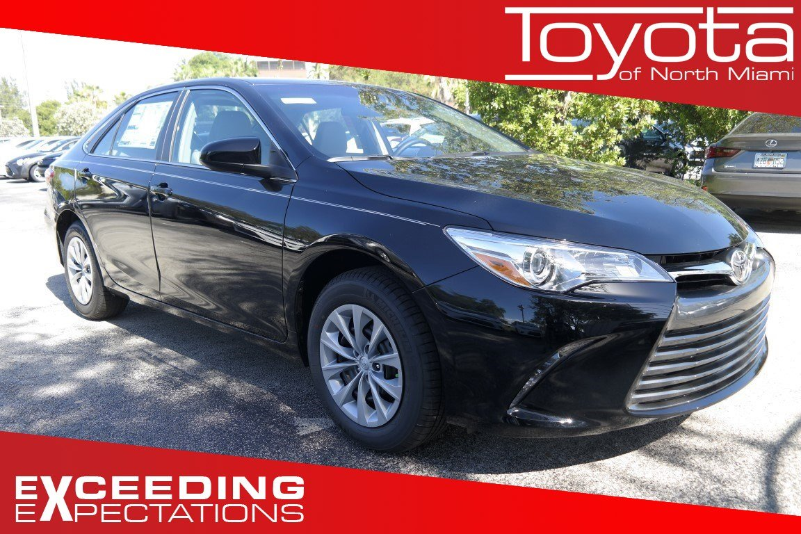 new 2017 toyota camry le automatic 4dr car in miami. Black Bedroom Furniture Sets. Home Design Ideas