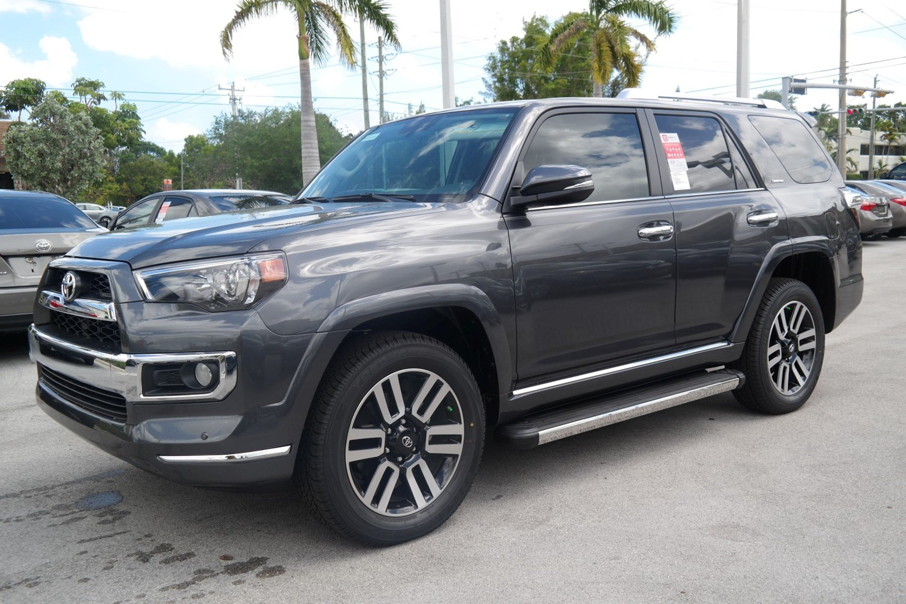 new 2017 toyota 4runner limited 4wd sport utility in miami f431693 toyota of north miami. Black Bedroom Furniture Sets. Home Design Ideas